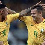 Neymar khuyên Coutinho không đến Barca