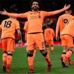 Salah lập cú đúp, Liverpool đè bẹp Stoke