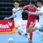 Nhiều bất ngờ ở giải ngày đầu giải futsal Cup Quốc gia 2017