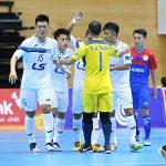 Thái Sơn Nam vào chung kết Cup futsal quốc gia