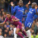 Chelsea đối mặt khủng hoảng tuyến tiền vệ