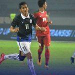 Campuchia thua trận giao hữu trước khi đối đầu Việt Nam