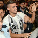 Pepe chê CĐV Real không nhiệt tình bằng CĐV Besiktas