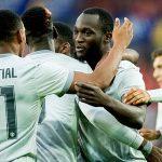 Lukaku lập công, Man Utd thắng đậm trận giao hữu thứ sáu