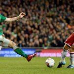 Ireland thua thảm Đan Mạch trên sân nhà, mất vé dự World Cup