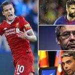 Barca hành động mâu thuẫn với lời nói khi mua Coutinho