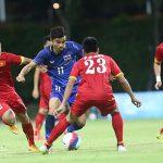 Việt Nam luôn đi tiếp khi chung bảng Thái Lan tại SEA Games