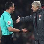 Wenger: 'Trọng tài ở Ngoại hạng Anh mắc kẹt ở thời kỳ đen tối'