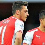 Wenger: 'Không có chuyện Ozil và Sanchez ra đi vào tháng Một'