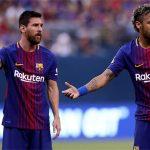 Messi: 'Đến phút chót tôi mới biết Neymar rời Barca'