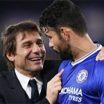 Diego Costa muốn đối mặt Conte trước trận Chelsea-Atletico