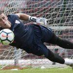 Real mua thủ môn, chấm dứt tin đồn chiêu mộ De Gea