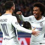 Thắng đậm đội tân binh, Chelsea đi tiếp ở Champions League