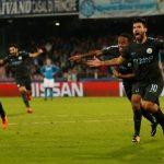 Man City thắng ngược Napoli, vượt qua vòng bảng Champions League