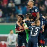 Bayern vượt qua Leipzig trên chấm luân lưu
