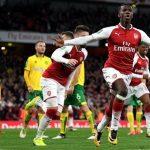 Arsenal chật vật thắng đội hạng Nhất nhờ tiền đạo 18 tuổi