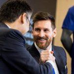 Messi có thể ra đi nếu Barca rời La Liga