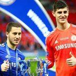 Conte hối Chelsea 'trói chặt' Hazard, Courtois trước World Cup