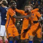Hà Lan thắng Scotland nhờ bàn duy nhất của Depay