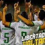 Chapecoense giành vé dự Copa Liberadores một năm sau thảm họa máy bay