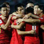 Việt Nam chật vật đánh bại Campuchia ở vòng loại Asian Cup 2019