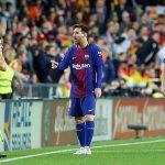 Messi trải qua chuỗi trận tịt ngòi tệ nhất trong bảy năm qua