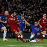 Liverpool đánh rơi chiến thắng trước Chelsea