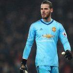 Mourinho: 'De Gea là thủ môn giỏi thứ ba thế giới'