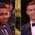 Ronaldo 'béo' hồ hởi vỗ tay, đứng dậy đầu tiên mừng Ronaldo
