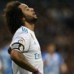 Gần 40% số bàn thua của Real đến từ cánh Marcelo