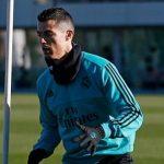 Ronaldo tập một mình trước El Clasico