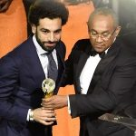 Salah đoạt giải Cầu thủ hay nhất châu Phi 2017