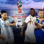 Vòng loại World Cup 2018: Argentina và Hà Lan có nguy cơ ở nhà