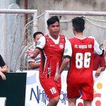 Đội bóng của Việt Thắng nếm trái đắng ở giải phủi Hà Nội