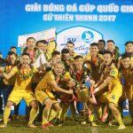 Đè bẹp Bình Dương, Sông Lam Nghệ An đoạt Cup Quốc gia