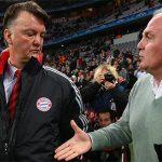Van Gaal có thể trở lại Bayern Munich