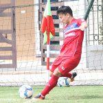 Minh Vương: 'Cầu thủ HAGL hợp với lối chơi của HLV Park Hang Seo'