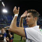 Ronaldo: 'Luôn có một cuộc cạnh tranh giữa tôi với Messi, Neymar'
