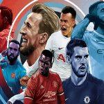 Ngoại hạng Anh 2017-2018: Mùa của những ngôi sao mới