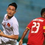 Cầu thủ bị loại ở SEA Games 29 lên tuyển thay Quế Ngọc Hải