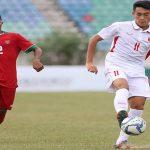 Sai lầm của thủ môn khiến Việt Nam bị loại khỏi giải U18 Đông Nam Á
