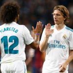 Marcelo và Modric to tiếng giữa trận thua Girona