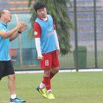 Park Hang Seo dạy cầu thủ cách đứng, yêu cầu Xuân Trường chống phản công
