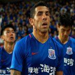 Tevez bỏ về Argentina vì mất suất dự chung kết FA Cup Trung Quốc