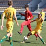 Việt Nam thua Australia 1-3 tại vòng loại U16 châu Á