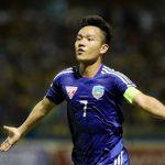 Quảng Nam đánh bại Quảng Ninh, lên đỉnh bảng V-League