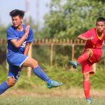 Viettel đụng Sông Lam Nghệ An ở bán kết U15 quốc gia