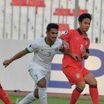 Thái Lan đặt mục tiêu vào tứ kết giải U23 châu Á