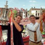 Tony Adams: 'Arsenal đừng hòng vô địch nếu Wenger tại vị'
