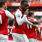 Arsenal tìm lại niềm vui nhờ Welbeck và Lacazette